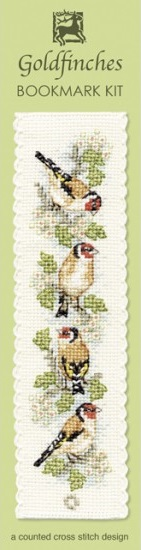 Goldfinches, Signet